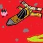 kirbo in space