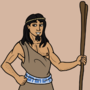 Philos and Itawaret in Disney Style