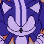 Pixel Darkspine Sonic