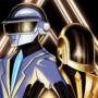 Daft Punk Forever fanart by cazian_art