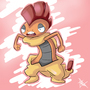 Scrafty by Xander24