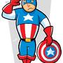 Captain America by Torogoz