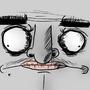 face by SpaceCakeNinja