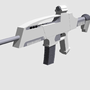 XM8 Model (Weapon) by Pico4Dead