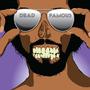 Dead Famous Gil Scott Heron by Neilss1234