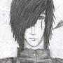 original charater : Dante by evilblackcat13
