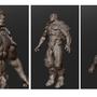 Sculptris figure WIP by voxmortemcg