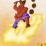 Raijin the God of Thunder by xTY3x