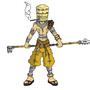 Zombie Priest Samurai! GO! by DarkArtisan