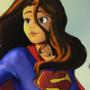 "Sasha Calle ""Supergirl"""