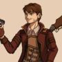 D&D Gunslinger (commission)