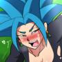 Patreon Request - Kefla (Dragon Ball Super)/Travis (Dragon Ball OC)