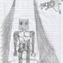 Un dibujo que salió mal....pero se transformo en esto.