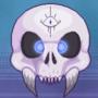 Skully Pixel Art