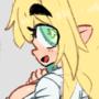 Elven cheeks