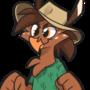 bird in a cactus shirt