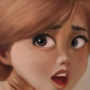 Helen Parr on family vacation