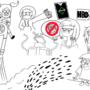 Close Enough Season 2 Doodles