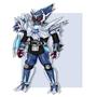Kamen Rider Zi-O: Dialga Armor