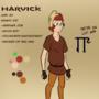 Harvick (plus Warda)