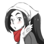 Dawn's new look in Pokemon Legends: Arceus