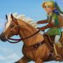 Ocarina of Time - Link and Epona