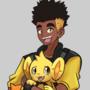 Leon Monroe as a Pokemon Trainer