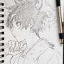 Sketch Deku