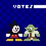 Mickey vs Yoda (PPK)