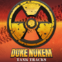 Duke Nukem Tank Tracks Album Cover