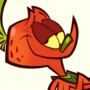 Strawberry Guy for my pal