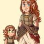 Nora and Arabella