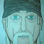 Hulk Hogan Drawing by TheShreme