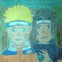 Naruto and Sasuke by TheShreme