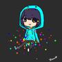 Rainbow addicted by Kuroneko-san