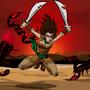 Kadesh - Desert Ranger by swankyimage