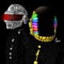 Daft Punk by IrregularCharlie