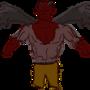 Hunted Demon (Color)