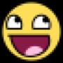 Awesome face - pixelart by LemonMcOrange