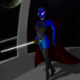 Over Yavin 4 by Starsabre