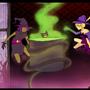 WitchCommisson by sweetyluli