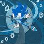 Monochromatic Sonic by II2none