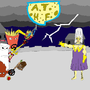 ATHF - KH: Final Battle by MetalShadowOverlord