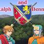 Ralph & Bennet: title-screen by phantomofthewii