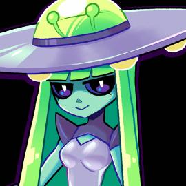 UFO Girl