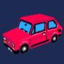 picoCAD Fiat 126