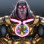 Amalgam comics OC: Thanoseid