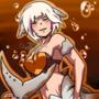 BNHA OC: Nagakura Hitomi [Shark Form