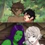 Goddess Realm - Dari and Nevara and Ikazu
