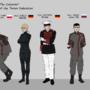 Terran Federation Character Lineup